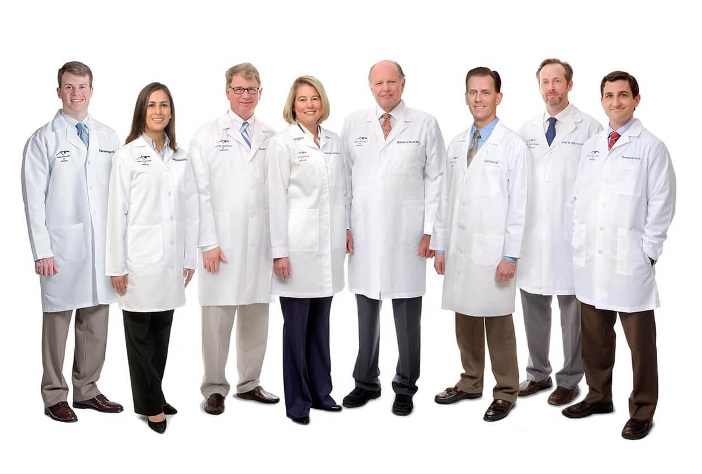 Doctors Group Shot
