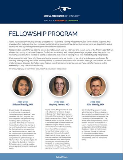 2020 Fellows
