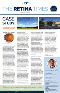 Summer 2021 Newsletter, First Page Preview